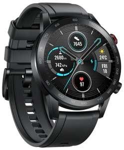 Часы HONOR MagicWatch 2 46mm (silicone strap) угольный черный