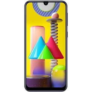 Samsung Galaxy M31 (Amoled, NFC, 6000 мАч)