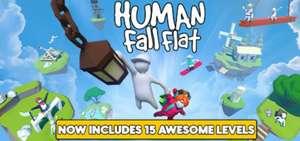 [PC] Распродажа Human: Fall Flat