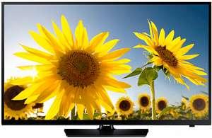 Скидка на ТВ по промокоду (напр. Samsung серия 4 HD Flat TV H4070) в описании