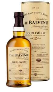 Виски Balvenie Doublewood 12 Years Old, gift tube, 0.7 л