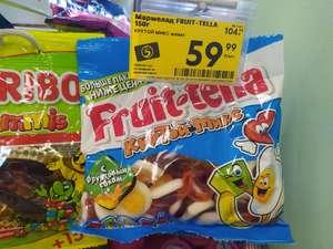 [Ессентуки] Мармелад Fruit-Tella с фруктовым соком 150гр