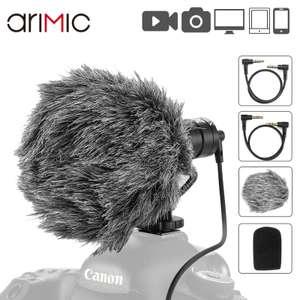 Накамерный микрофон Arimic