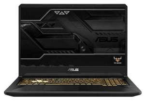 """[Сочи,Кемерово и др.] Ноутбук ASUS TUF Gaming (17.3"""", IPS 120Гц, Ryzen 5 3550H, 16ГБ, 512ГБ SSD, GTX 1650 , noOS)"""