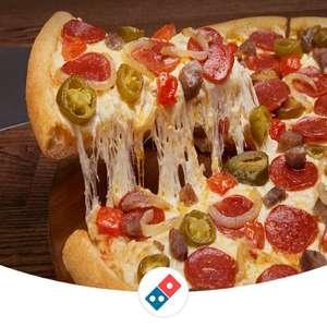 -40% при заказе от 300₽ в Domino's Pizza