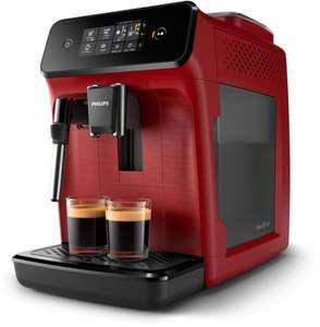 Кофемашина Philips Series 1200 EP1222/00 в красном или черном цвете
