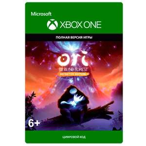 [Xbox] Цифровая версия Ori and the Blind Forest: Definitive Edition (210₽ с бонусами)