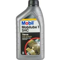 [Саратов] Трансмиссионное синтетическое масло Mobilube 1 SHC 75W-90 (1л)