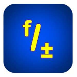 [Google Play] Fractions Calculator MK-12 (Калькулятор Дробей)