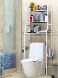 Стеллаж для туалета/ ванной SOKOLTEC