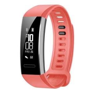 Фитнес-браслет Huawei band 2 pro, красный ремешок