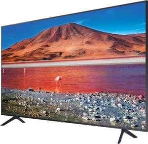 """4K UHD Телевизор Samsung UE55TU7100UX 55"""""""