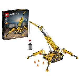 Конструктор LEGO Technic 42097 Техник Мостовой кран