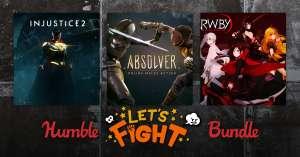[PC] Humble Let's Fight Bundle (Steam) от 70₽