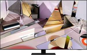 "8K UHD Телевизор Samsung QE55Q700TAUXRU 55"", черный"