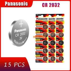 Батарейки Panasonic cr2032 15 шт.