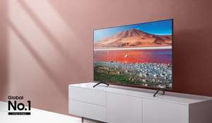 "4K UHD Телевизор Samsung UE55TU7090UXRU 55"""