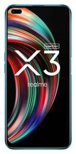 Смартфон realme X3 Superzoom 8/128GB + подарок беспроводные наушники Jays a-Seven Wireless dusty rose
