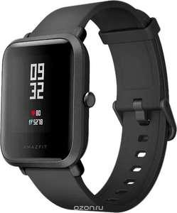 Умные часы Xiaomi Amazfit Bip, Black
