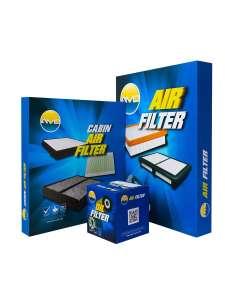 Комплект фильтров для CHEVROLET (Lacetti J200), АMD