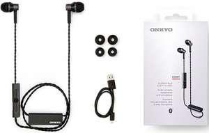 Беспроводные наушники Onkyo E200BT black