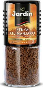 [МО] Кофе растворимый JARDIN Kenya Kilimanjaro, сублимированный, 95г, стекло