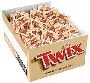 Конфеты Twix Minis шоколадные 2,7 кг