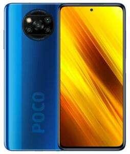 [15.10] Смартфон Xiaomi Poco X3 6+64 Гб (RU) EAC