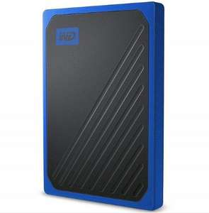 Портативный SSD WD My Passport Go, 500 Гб
