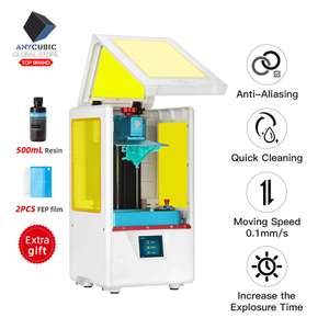 Фотополимерный 3D-принтер Anycubic Photon S