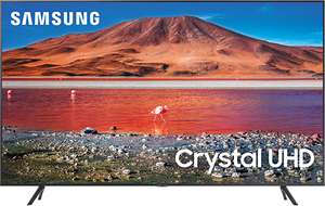 """Ultra HD (4K) LED телевизор 50"""" Samsung UE50TU7097U за 29 911"""