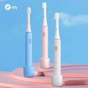 Ультразвуковая электрическая зубная щетка Youpin Infly P60