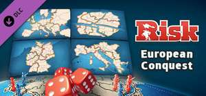 [PC] RISK: Global Domination - European Conquest DLC (Steam) бесплатно