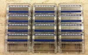 Schick Hydro 5 кассеты для бритья 12шт