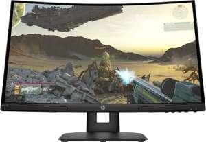 "Монитор HP Entry Gaming X24c 23.6"", черный [9fm22aa]"