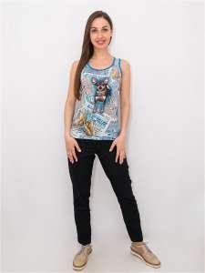 Скидки на NEWSKY - женские футболки, топы, блузки, штаны, шорты, комбинезоны и другое
