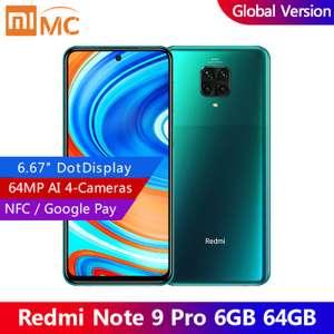 Redmi Note 9 pro 6+64 Gb