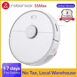 Робот-пылесос Roborock S5 Max (доставка из РФ)