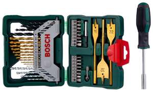 Набор бит и свёрл BOSCH (41 предм.) Titanium X-Line 40