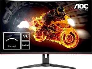 """Монитор 31.5"""" AOC Gaming CQ32G1 (VA, 2560x1440, 144 Гц)"""