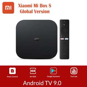 Медиаплеер Xiaomi Mi TV Box S (2+8 Гб)