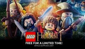 LEGO® The Hobbit™ бесплатно от HumbleBundle