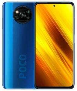 Смартфон Xiaomi Poco X3 6/128gb Gray