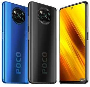 Смартфон Xiaomi Poco X3 64GB Black