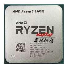 Процессор AMD Ryzen 5 3500X R5 3500X 3,6 ГГц