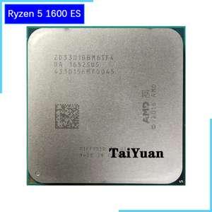 Процессор AMD 3301 Ryzen 5 1600 ES R5 1600 ES 3,3 ГГц