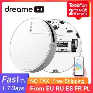 Робот-пылесос Dreame f9 (суббренд Xiaomi)