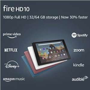 "Планшет Kindle Fire HD 10"", 2019"