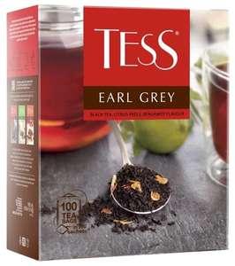 [Кострома] Чай Tess Earl Grey/ Flirt, 100 пакетиков