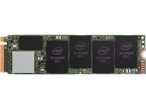 [Из США, нет прямой доставки] SSD диск Intel 665p 1TB PCIe NVMe 3.0 x4 3D3 QLC SSDPEKNW010T9X1